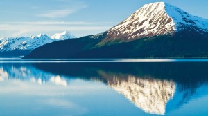 ANCHORAGE TURNAGAIN SCENIC