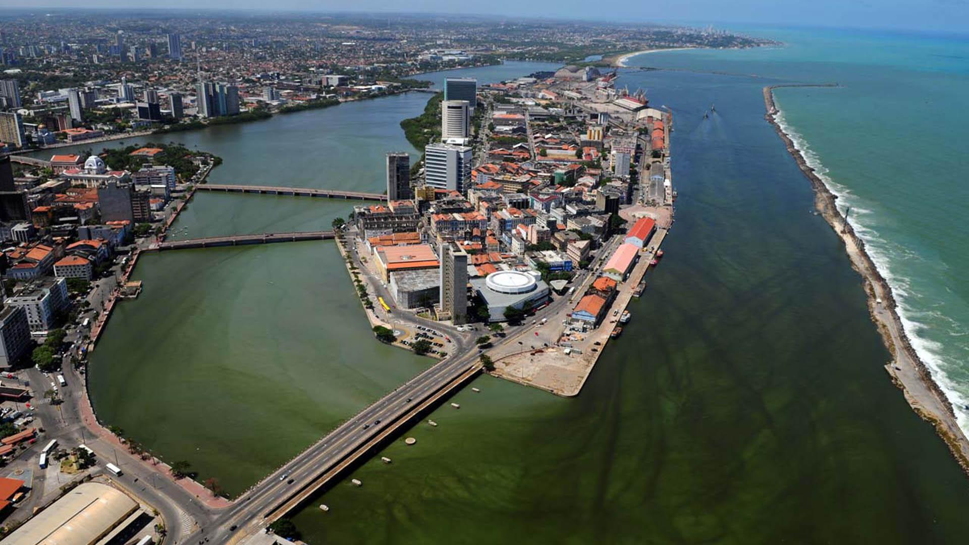 Wallpaper Decor Recife : Recife and olinda brazil matuet?