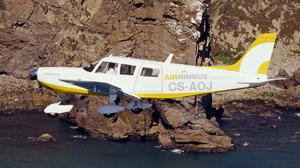avioneta na costa