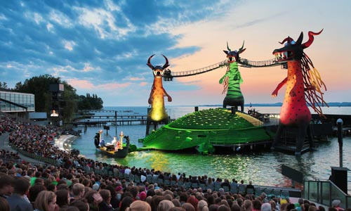 zauberflöte  seebühne bregenzer festspiele crossculture night