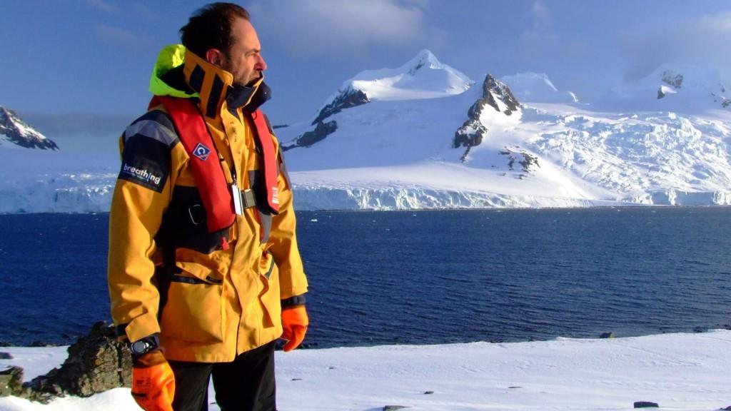 Cruzeiro de expedição com Amyr Klink