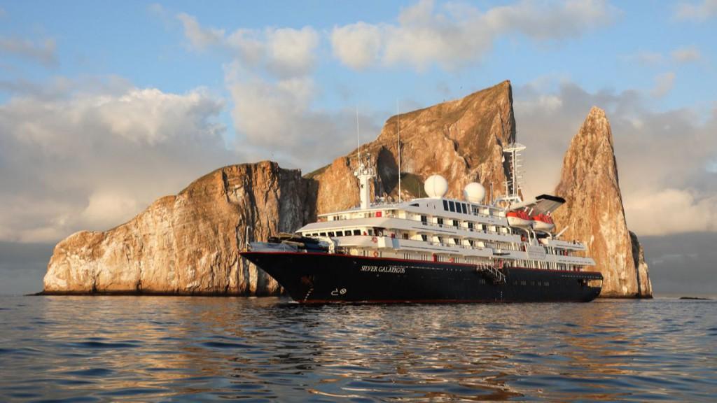Cruzeiro de expedição em Galápagos